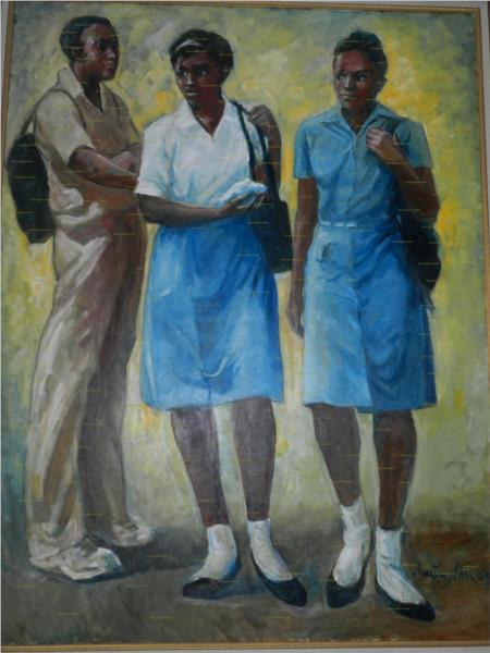 After School - Barrington Watson