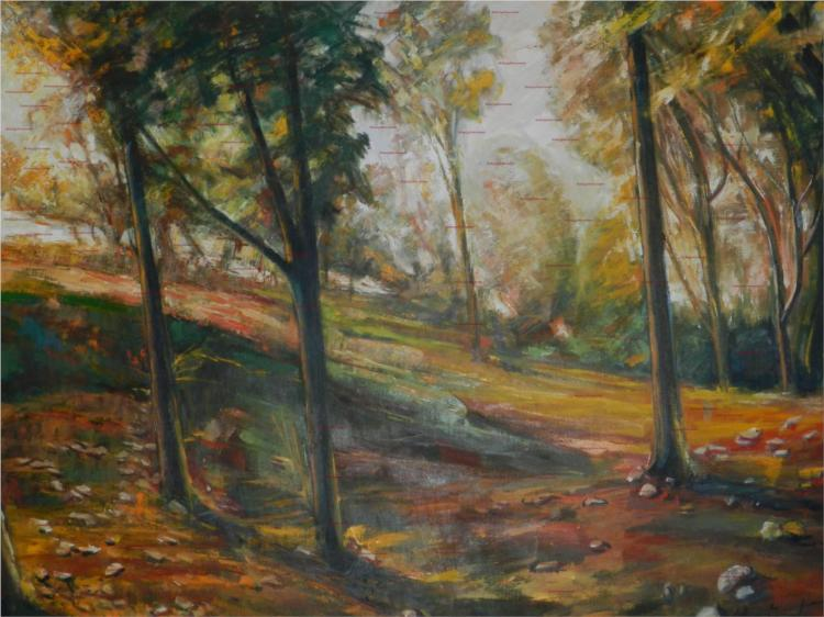 Orange Park Landscape - Barrington Watson