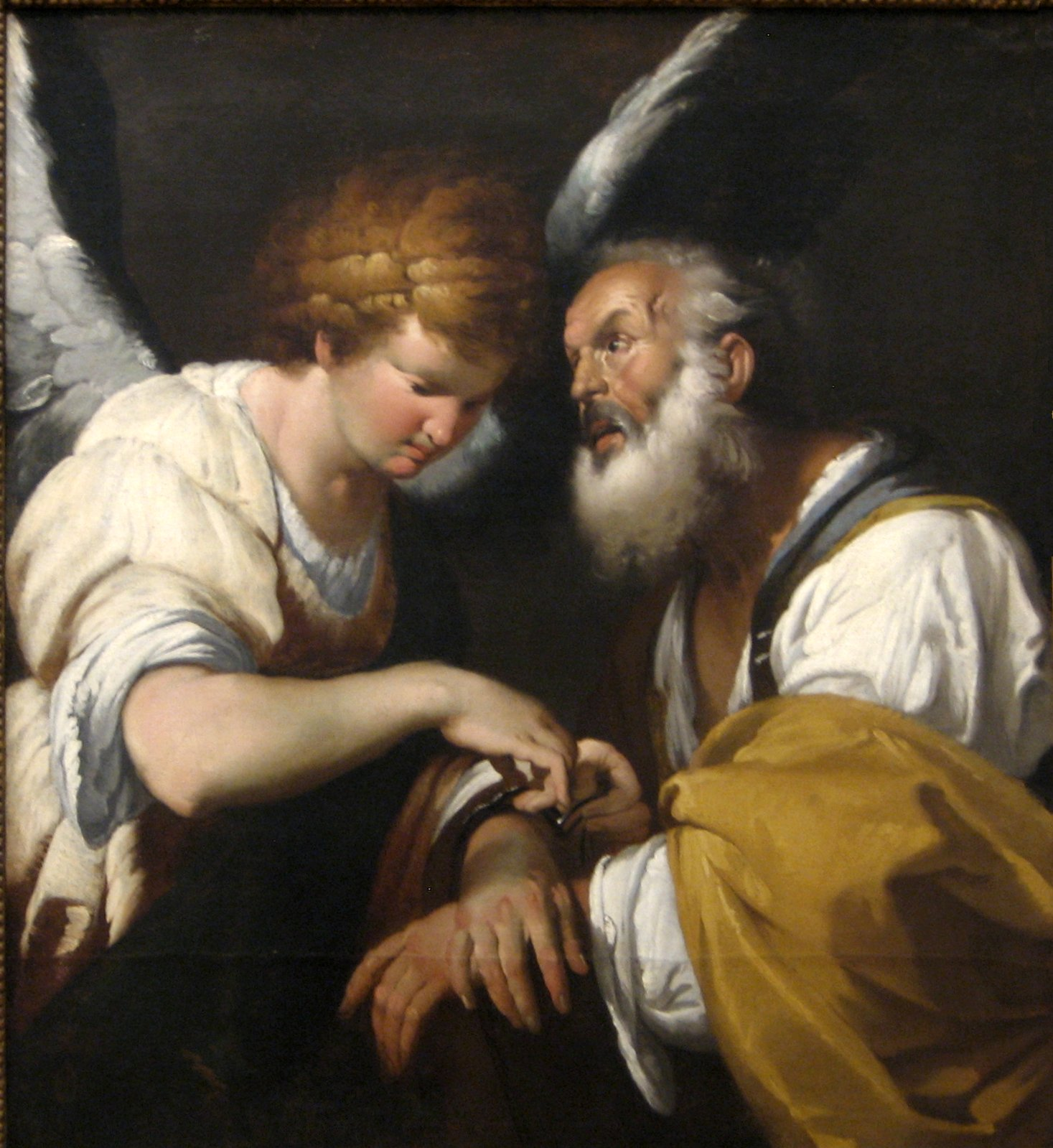 The release of st peter