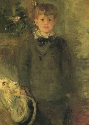 Marcel Gobillard, 1880 - Берта Моризо