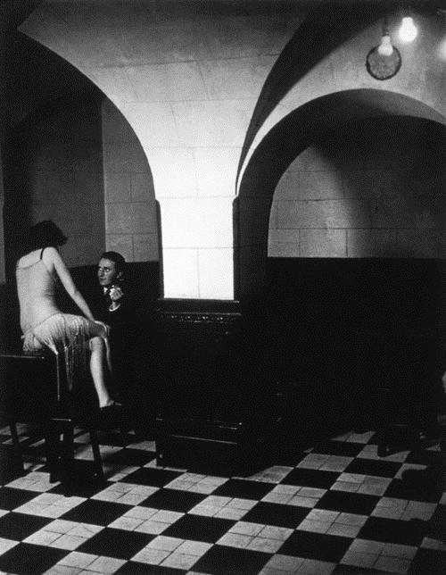 A Monastic Brothel, 1931