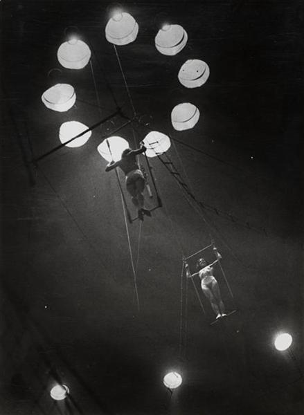 Au cirque Medrano, 1932 - Brassai