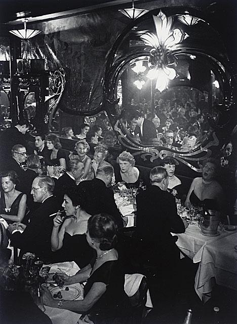 Moulin Rouge, Paris, 1937