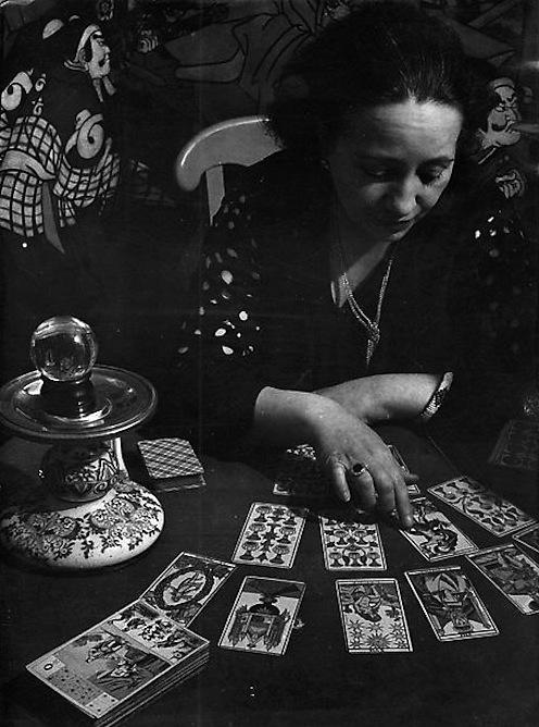 The Fortune Teller, 1933