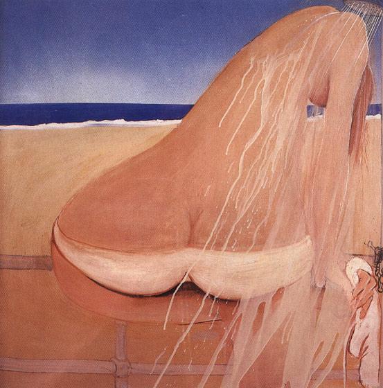 Washing the Salt Off, 1985 - Бретт Уайтли