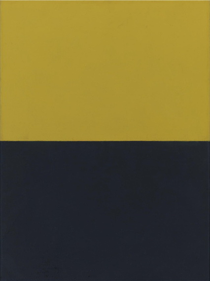 Air & Water, 1982 - Brice Marden