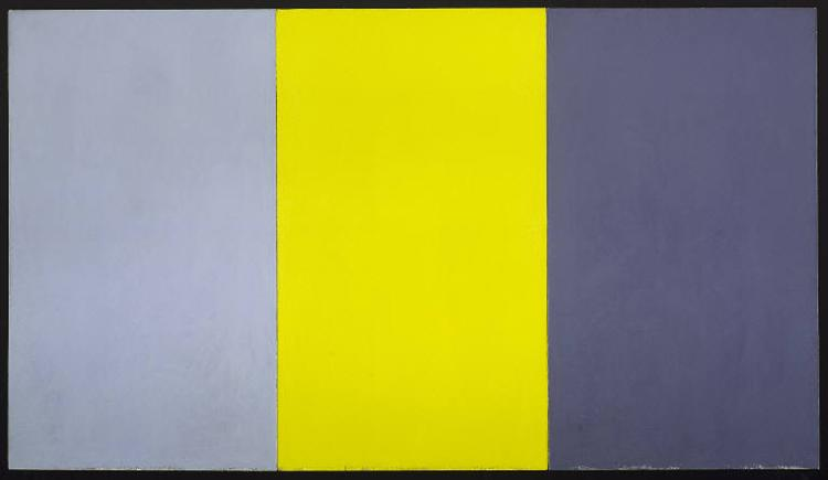 Summer Table - Brice Marden