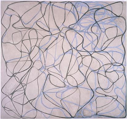 Vine, 1993 - Brice Marden
