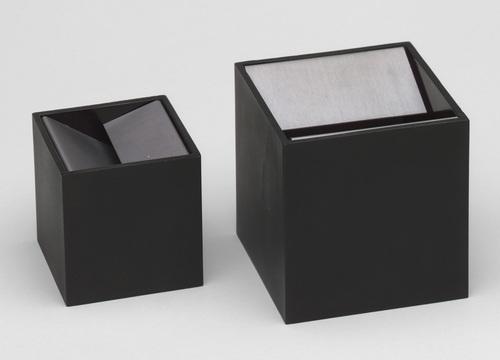 Cubo Ashtray design, 1957 - Bruno Munari