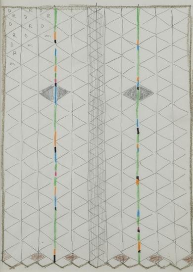 Untitled 1, 1984 - Bruno Munari