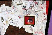Eye Opener - Burhan Cahit Doğançay