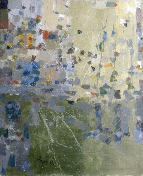 Détachement, 1962 - Camille Bryen