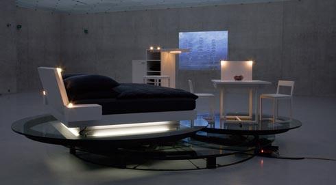 Revolving Hotel Room - Carsten Holler