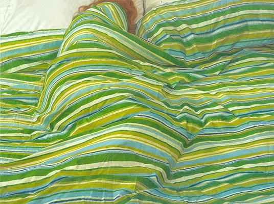 Comforter, 2007 - Catherine Murphy