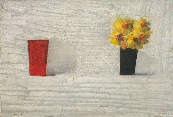 Vases - Charles Blackman