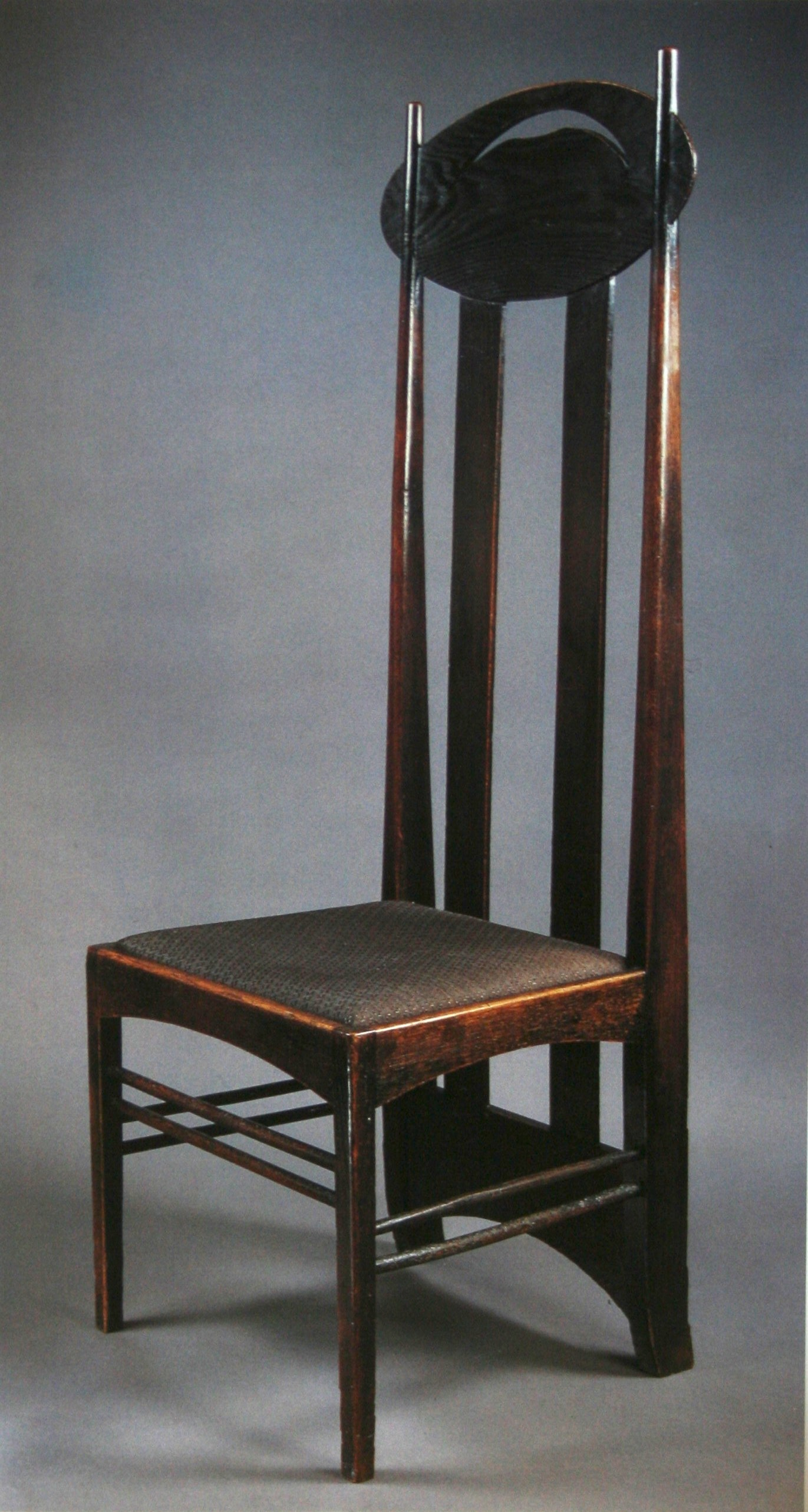 chair design charles rennie mackintosh. Black Bedroom Furniture Sets. Home Design Ideas