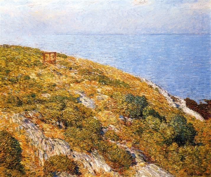 Isle of Shoals, 1915 - Childe Hassam