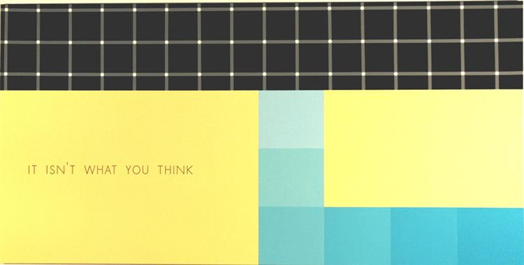 It Isn't What You Think, 2009 - Christopher Willard