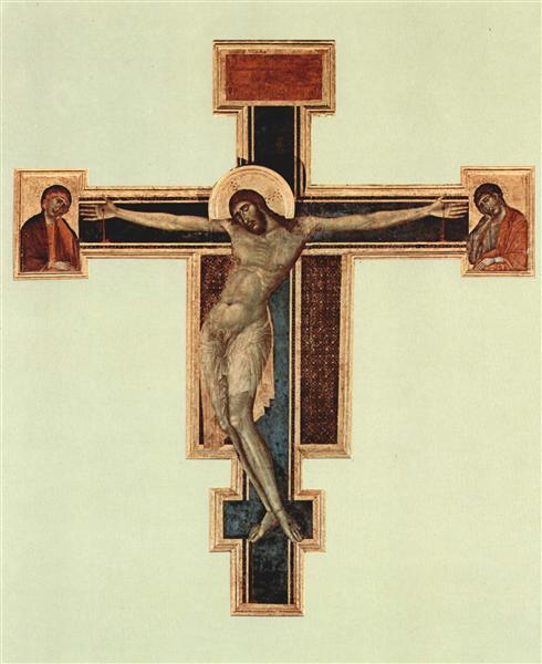 Crucifix, 1287 - 1288 - Cimabue