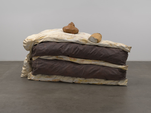 Floor Cake, 1962 - Claes Oldenburg