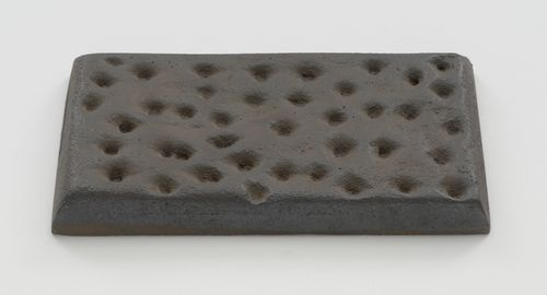 Knäckebröd, 1966 - Claes Oldenburg
