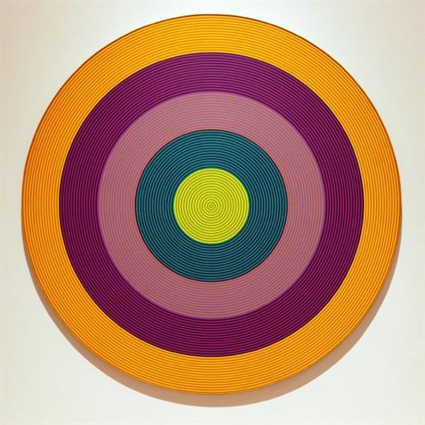 Gong 72, 1966 - Claude Tousignant