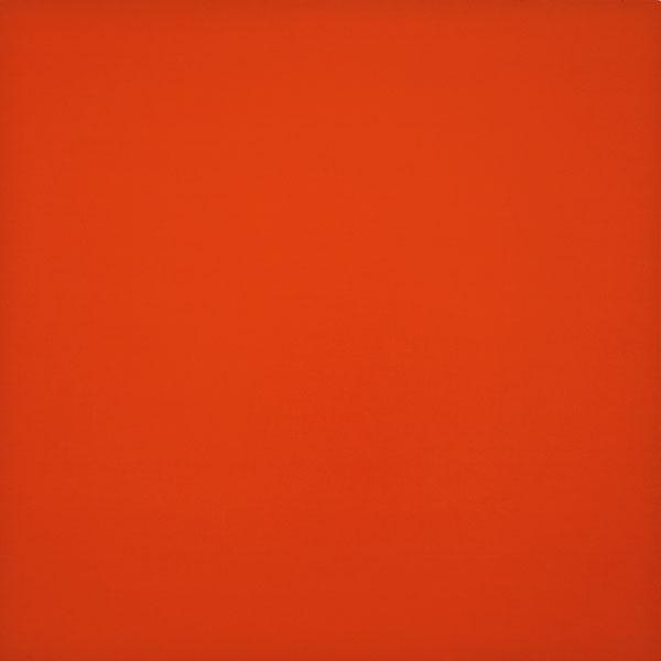 Monochrome orangé, 1956 - Клод Тусіньян