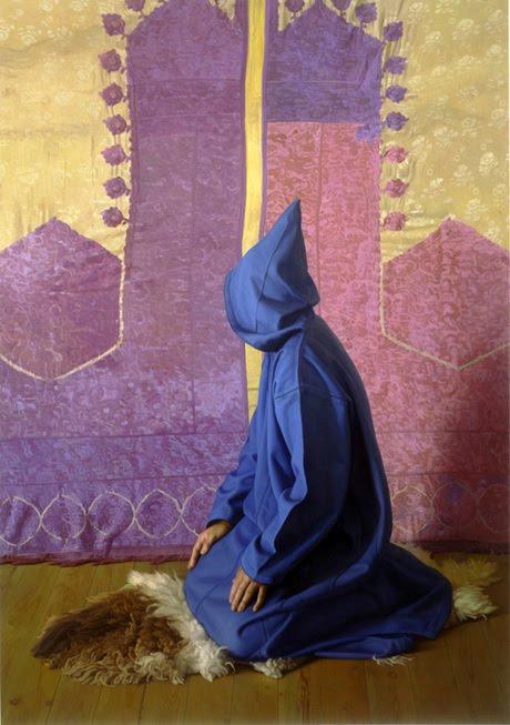Blue Chilaba, 1995