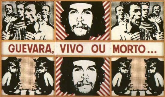 Guevara Vivo ou Morto, 1967 - Claudio Tozzi