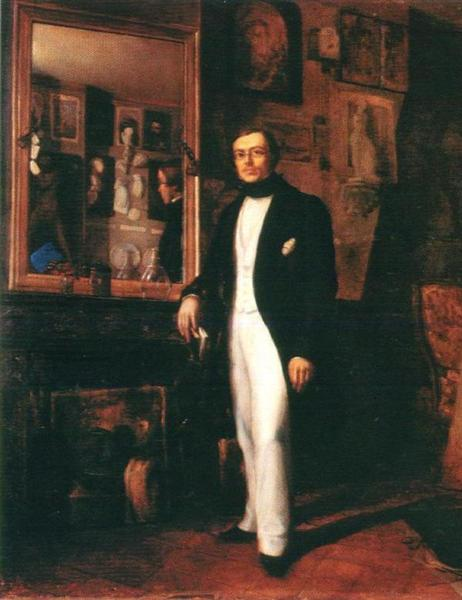Doctorul Grunau, 1846 - Constantin Daniel Rosenthal