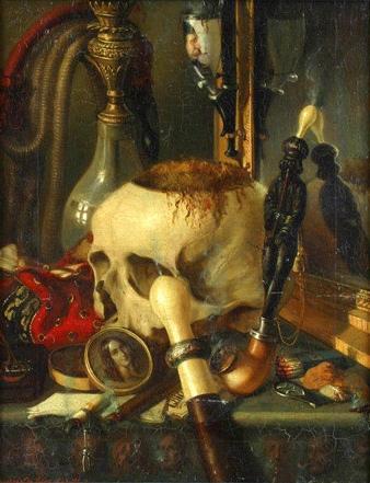 Vanitas, 1848