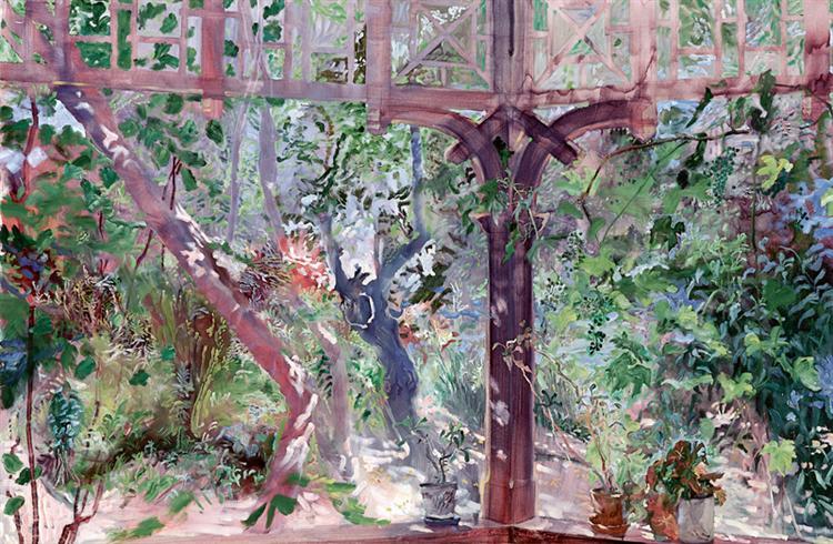 Garden, 2001 - Constantin Flondor