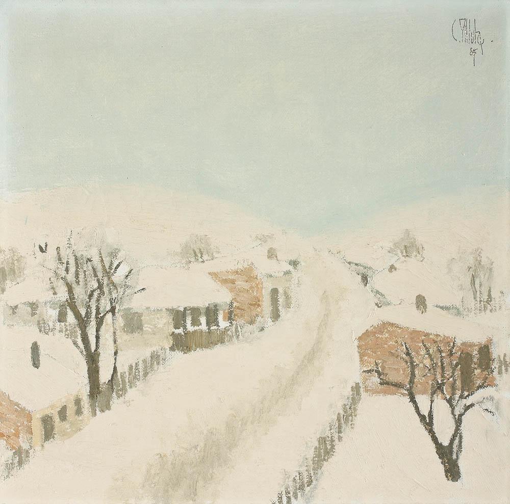 Winter Landscape, 1989