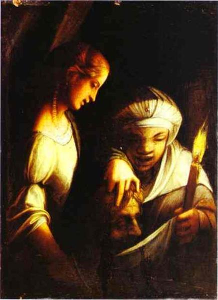 Judith, 1512 - 1514 - Correggio