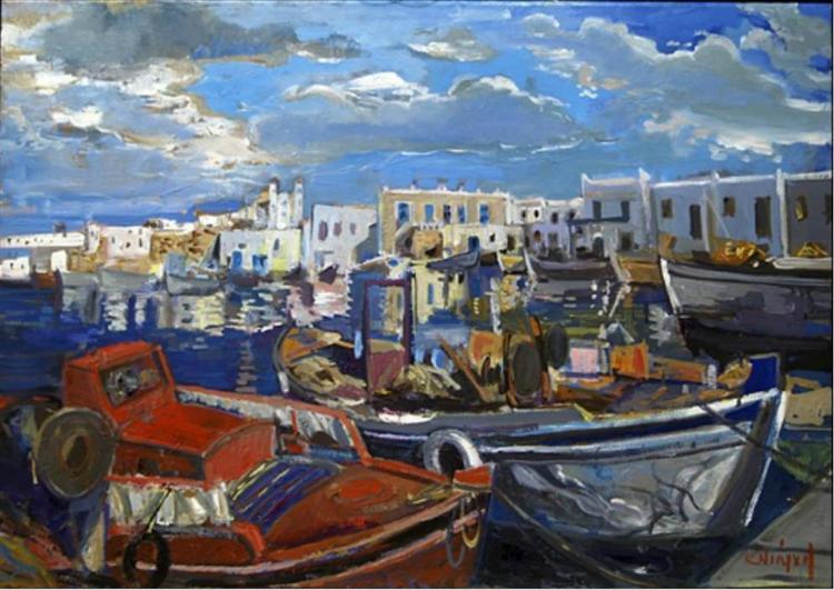 Boats - Костас Ніархос