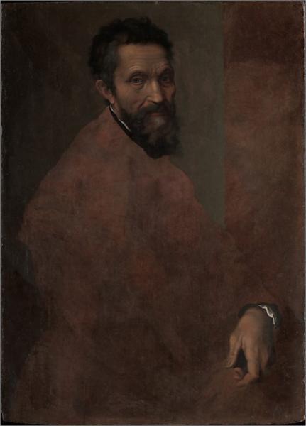 Michelangelo Buonarroti, 1544 - Daniele da Volterra