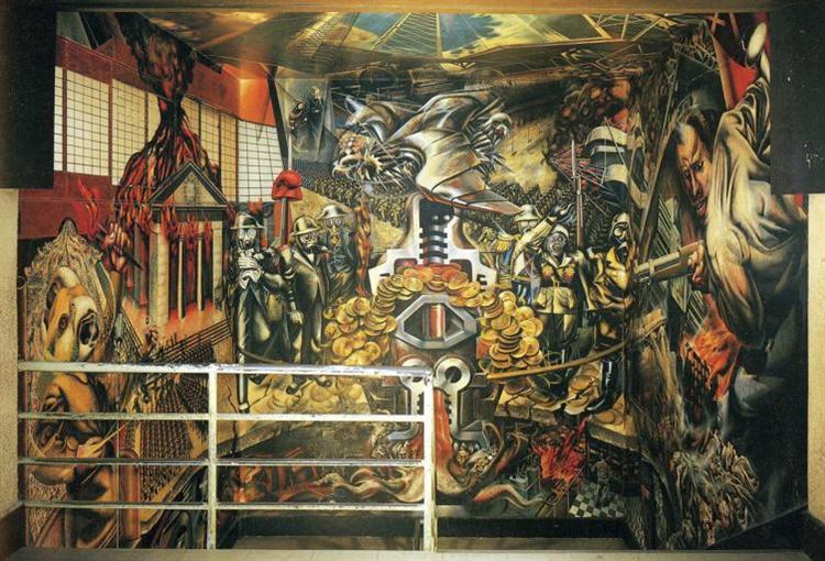 David Choe Famous Paintings
