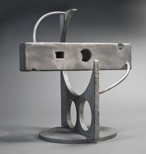 Suspended Cube, 1938 - David Smith