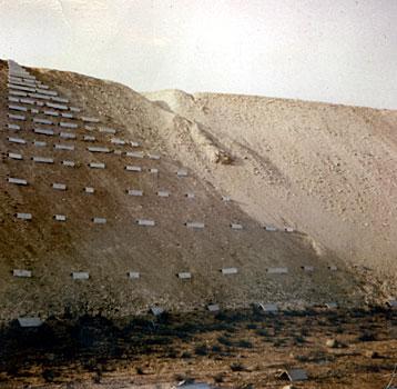 Landslide - Dennis Oppenheim