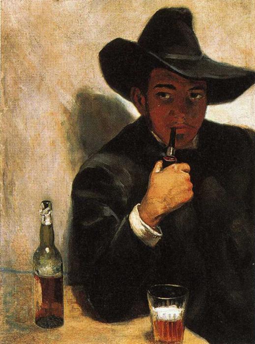 Self-PortraitDiego Rivera Self Portrait