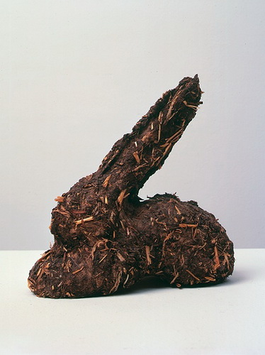 Rabbit-Shit-Rabbit, 1972 - Dieter Roth
