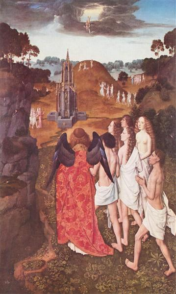 The way to Paradise, c.1468 - Dirk Bouts