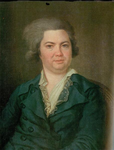 Count Artemiy Vorontsov - Dmitry Levitzky