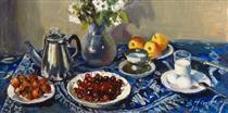 Morning breakfast - Dmitry Nalbandyan