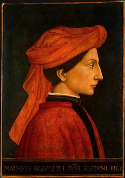 Matteo Olivieri, 1440 - 1450 - Domenico Veneziano