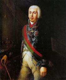 Retrato de D. João VI - Domingos de Sequeira