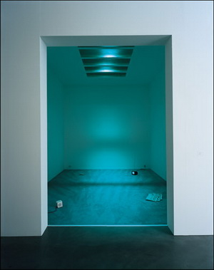 Chambre en ville, 1996 - Dominique Gonzalez-Foerster