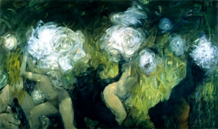 On Avalon, 1987 - Dorothea Tanning