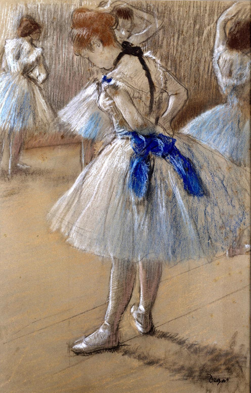 The Dance Studio, c.1878 - Edgar Degas - WikiArt.org