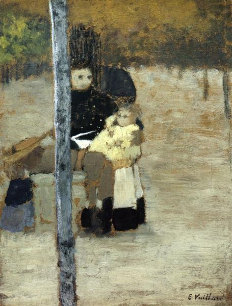 Good Children, 1894 - Edouard Vuillard